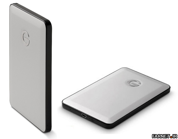Hitachi world's thinnest external HDD