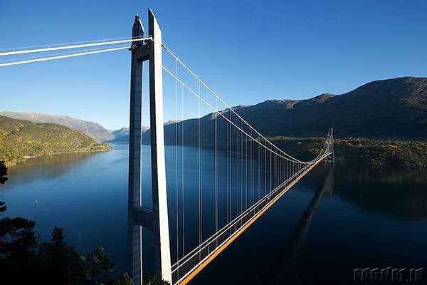 Longest-bridge-Hardanger-Bridge