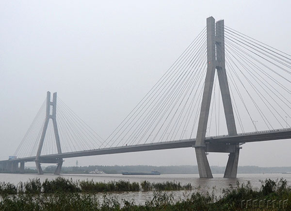 Longest-bridge-Runyang-Bridge