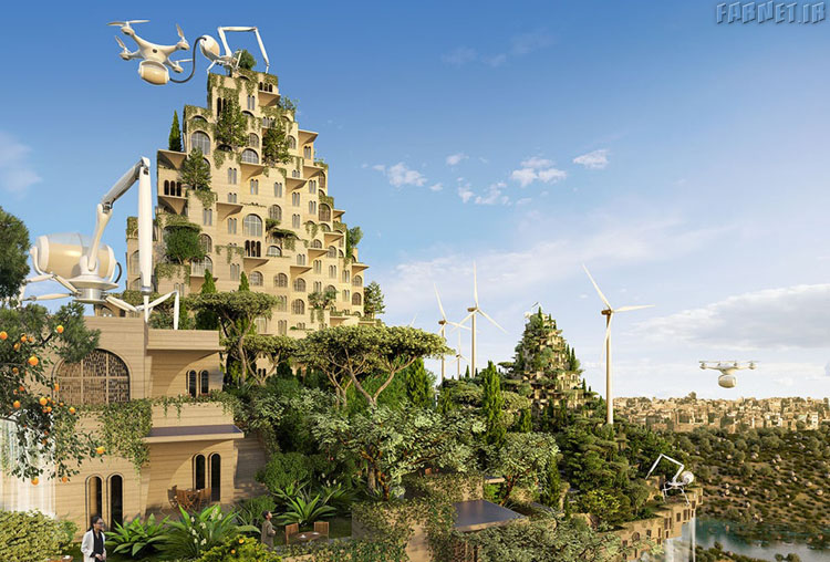 Vincent Callebaut Proposal