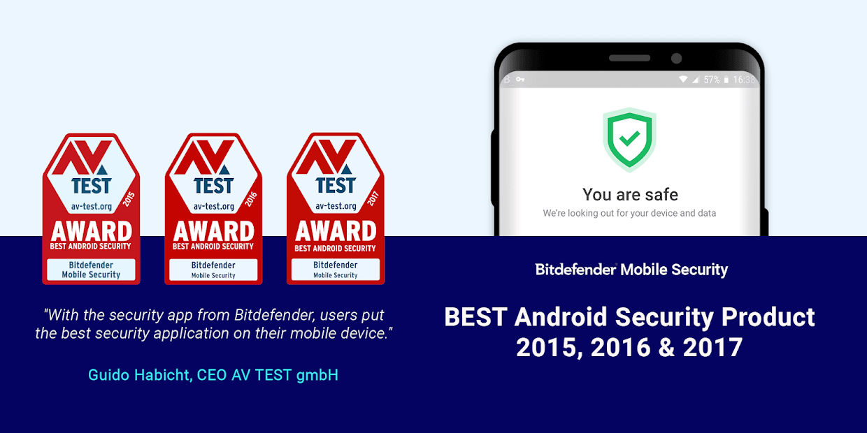 Bitdefender Mobile Security 3