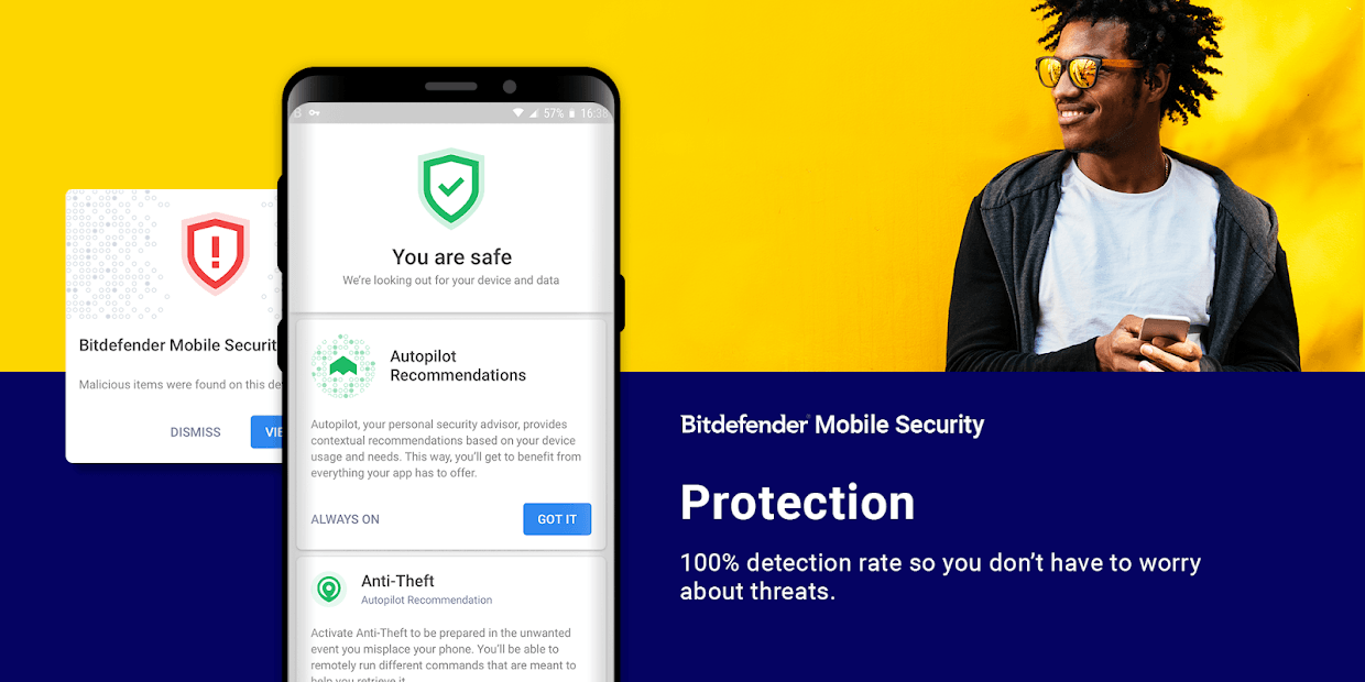 Bitdefender Mobile Security3