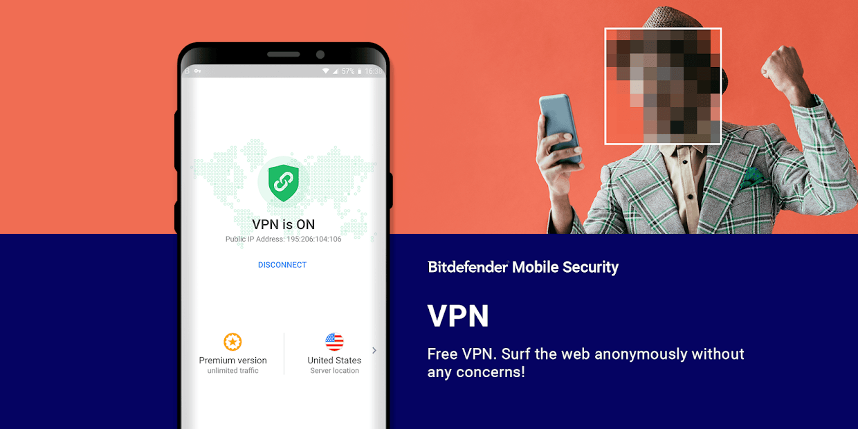 Bitdefender Mobile Security4