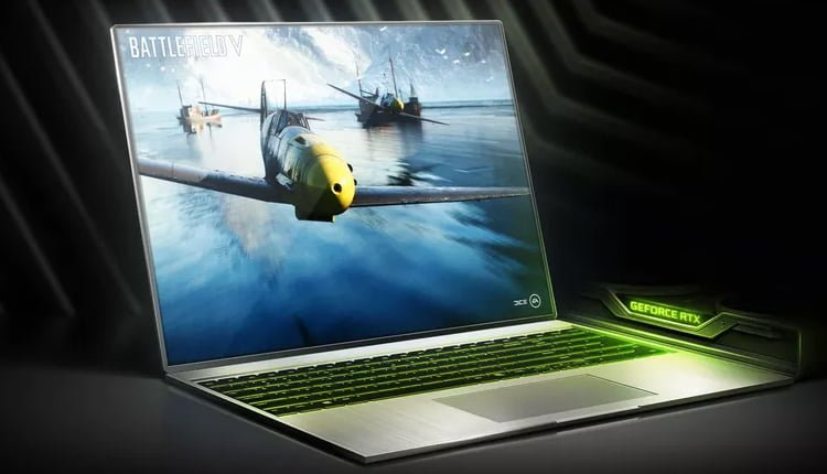 GeForce RTX لپ‌تاپ