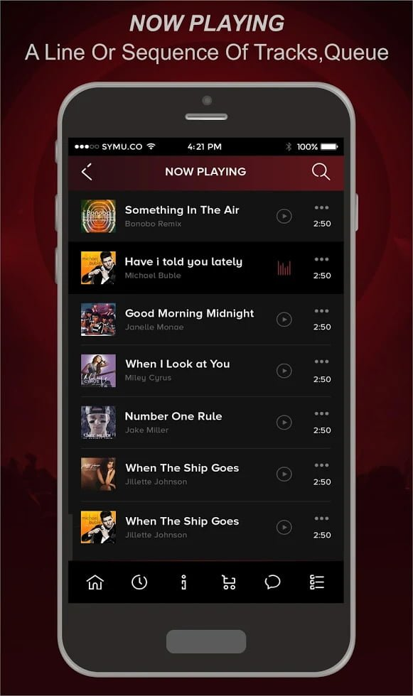 Fa Music Player 2