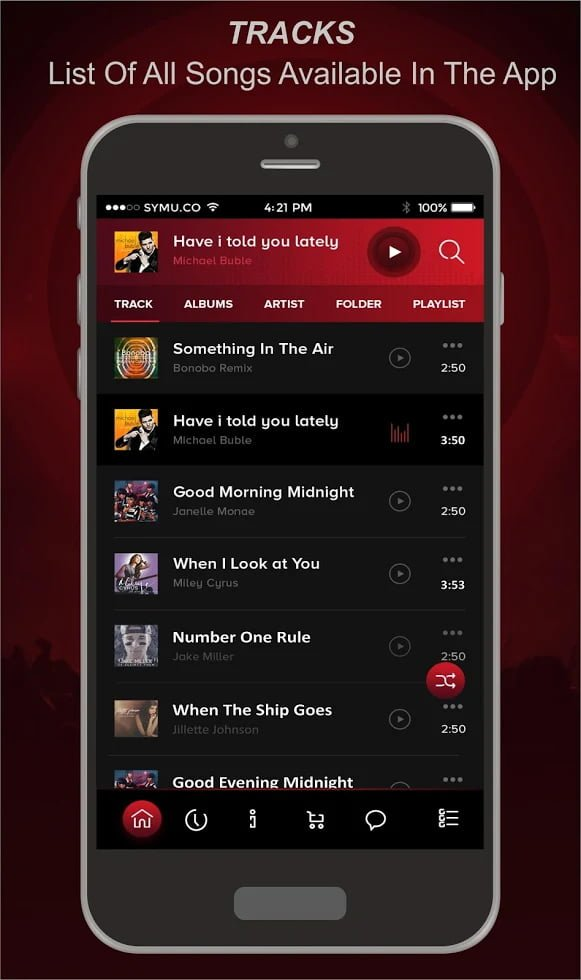 Fa Music Player 1